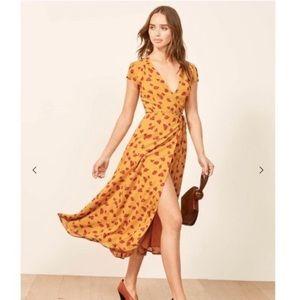 Carina midi dress